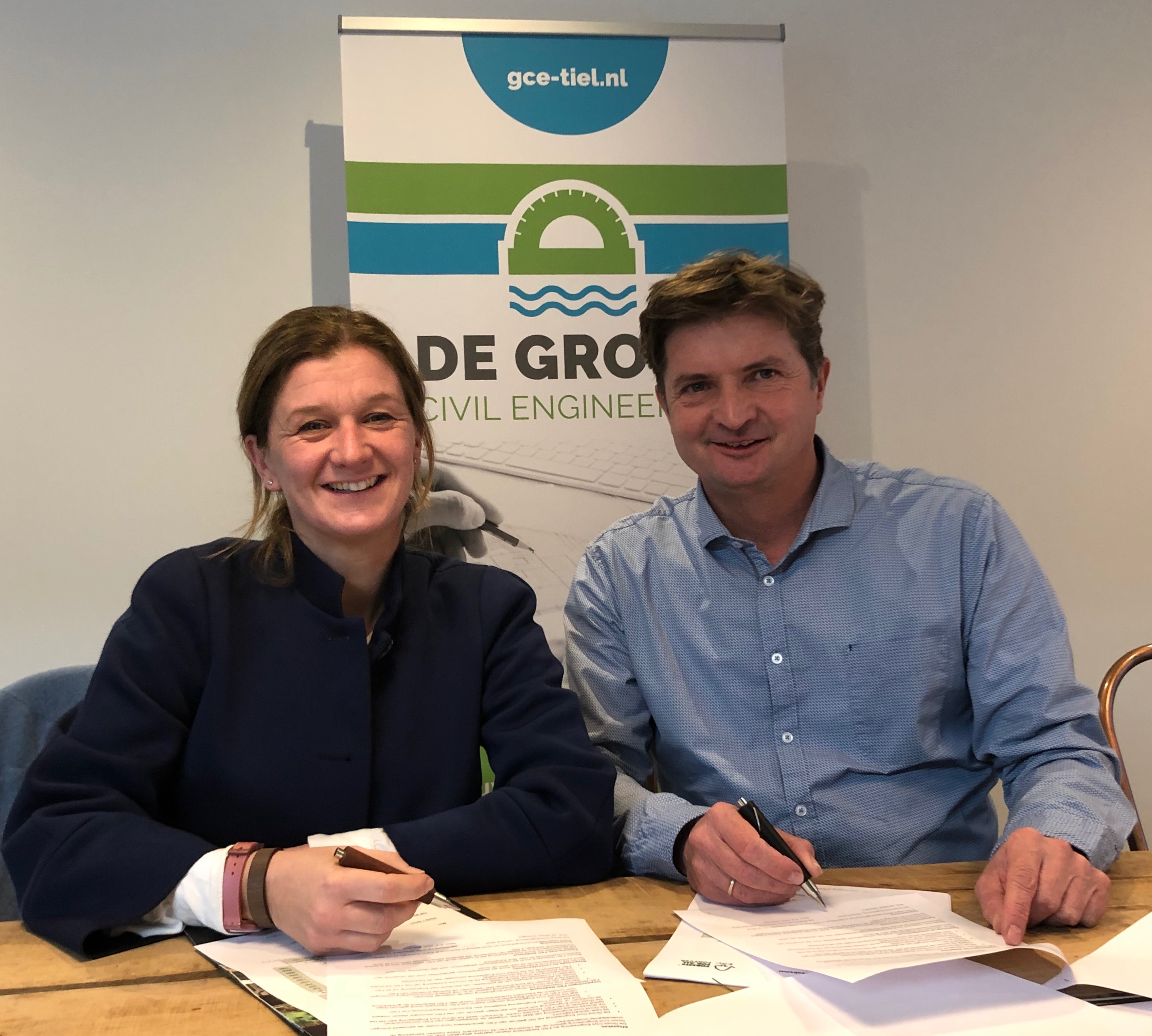 De Groot Civil Engineering uit Tiel is partner geworden van Forest Stewardship Council Nederland